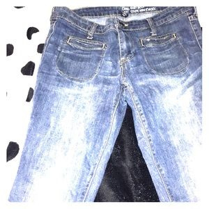 Size 8/29 Baby Boot Gap Jeans